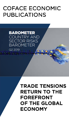 "Discover our latest quarterly economic publication on Country and Sector Risks Barometer : ""Trade tensions return to the forefront of the global economy - Country and Sectors Risks Barometer"""