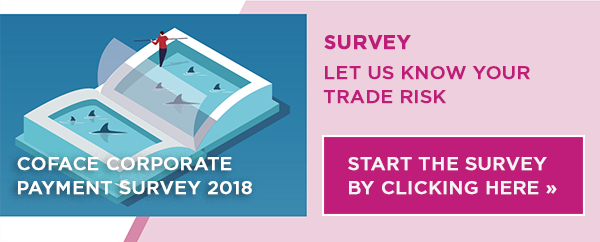 Let us know your trade risk — 2018 Coface Corporate Payment Survey